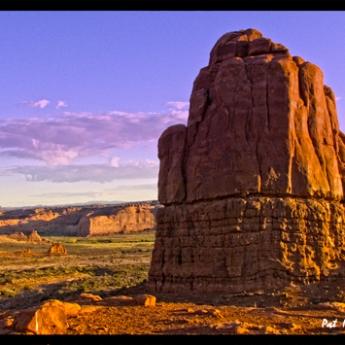 """arches national monument"" utah"