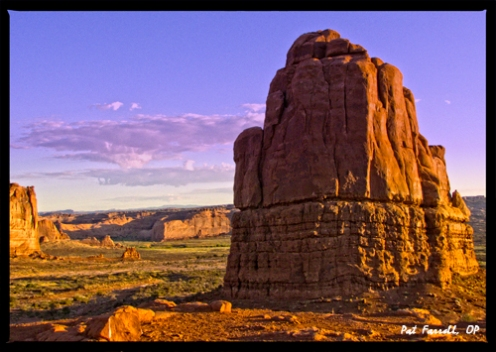 """arches national monument"" utah"