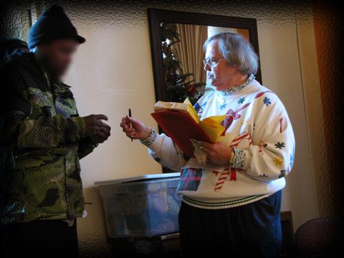 """""""Sr. Anne Bertain"""" """"St. Dominic Church, San Francisco"""""""