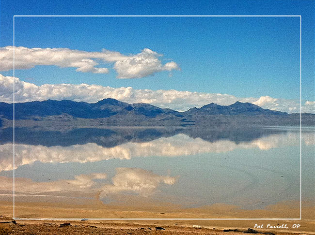 Reflections near Bonneville