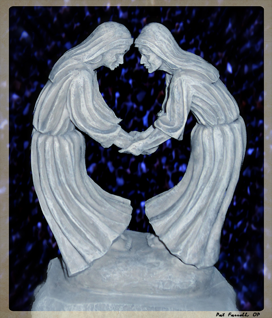 The Visitation Mary and Elizabeth