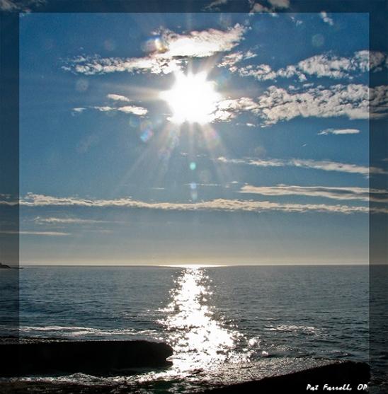 The heavens proclaim God's justice