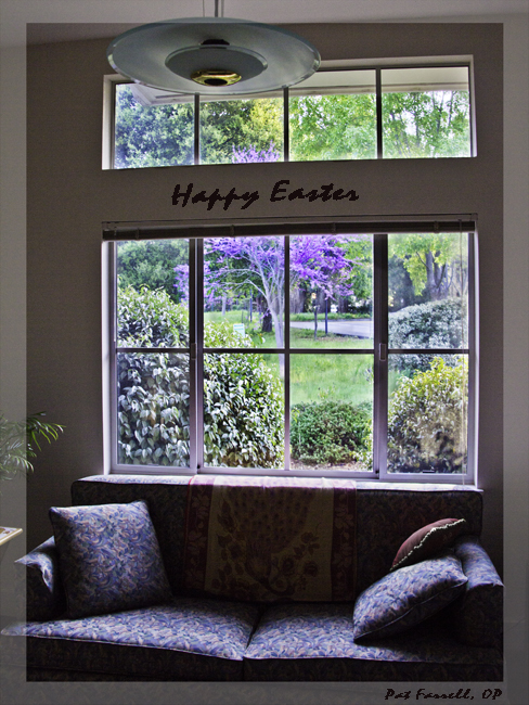 May the Blessings and Beauty of Easter by Yours!