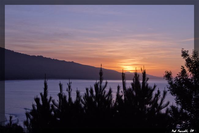Hail, morning sunrise!