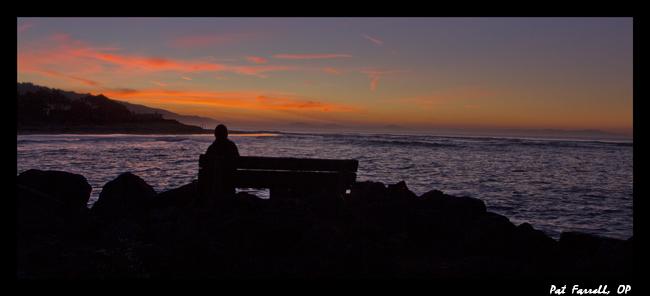 Listening to the sunrise