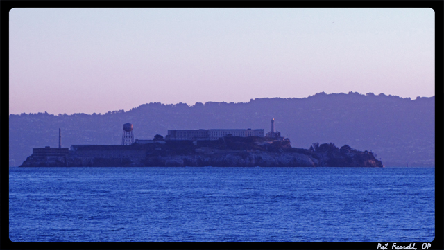 How do we find beauty in a place like Alcatraz?