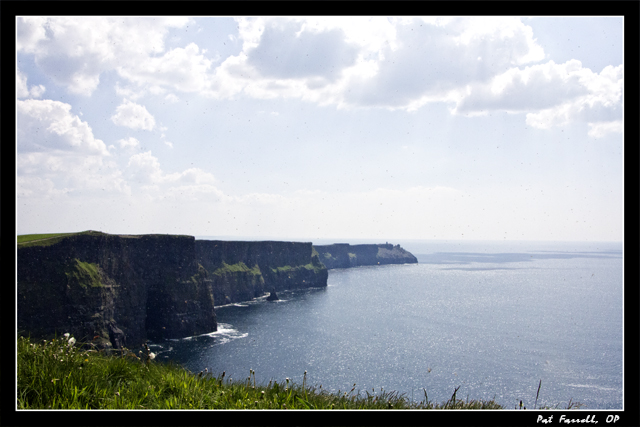 The beauty of the Cliffs of Mohr