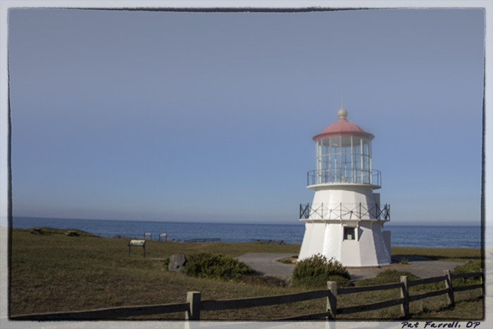 """A lighthouse is a """"good"""" that matters to many a sailor and traveller"""