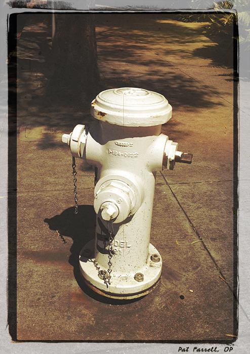 Saint Fire Hydrant