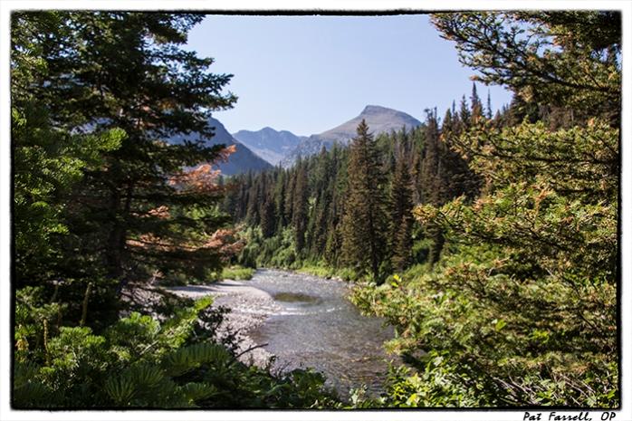 Refreshing morning in Montana