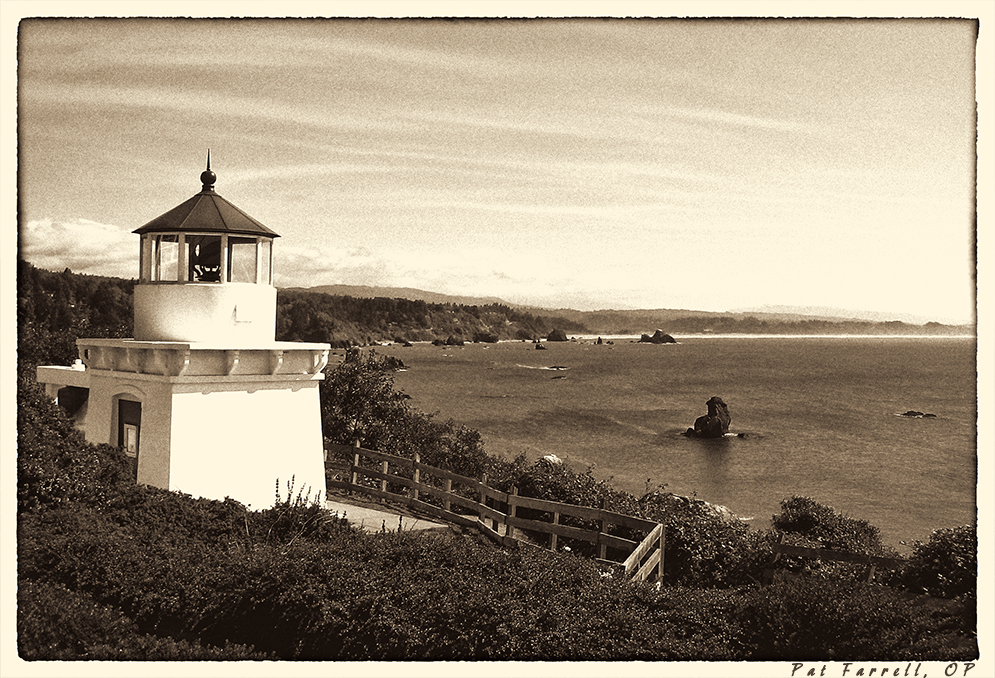 And may I become a lighthouse when need be