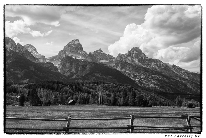 One can't think of Ansel Adams without thinking of black and white photography